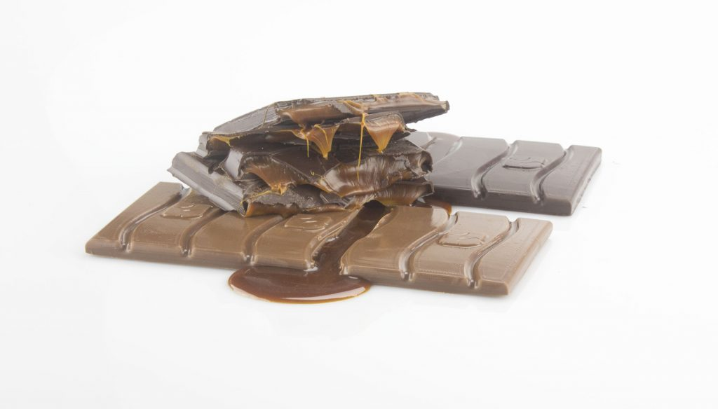 gamme tablettes chocolat
